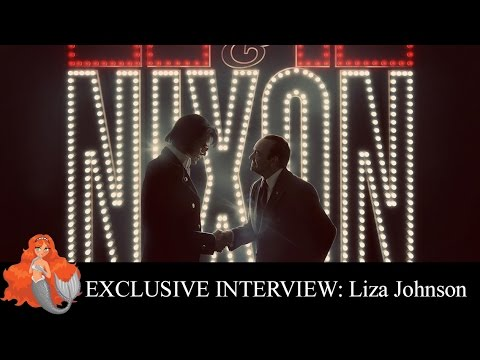 ELVIS & NIXON: Exclusive Interview with Director Liza Johnson