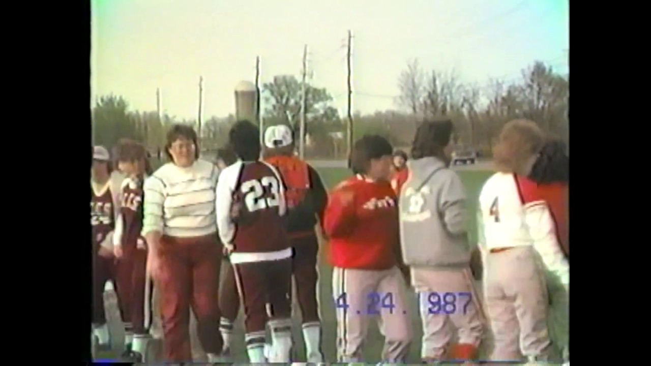 NCCS - Beekmantown Softball  4-24-87