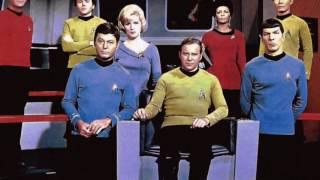 Star Trek (Original Series Main Title)- a cappella/Petra Haden