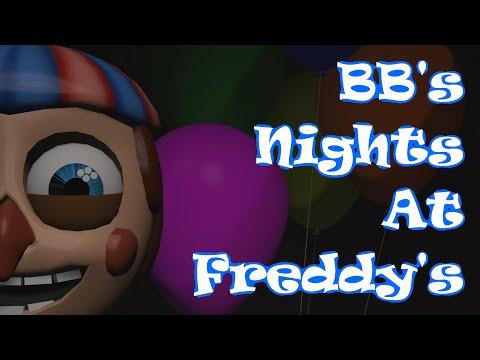 [SFM FNAF] BB's Nights At Freddy's