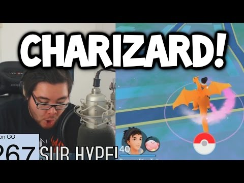 POKEMON GO WILD CHARIZARD FROM INCENSE SPAWN! ★ POKEMON GO NEW YEARS EVENT!