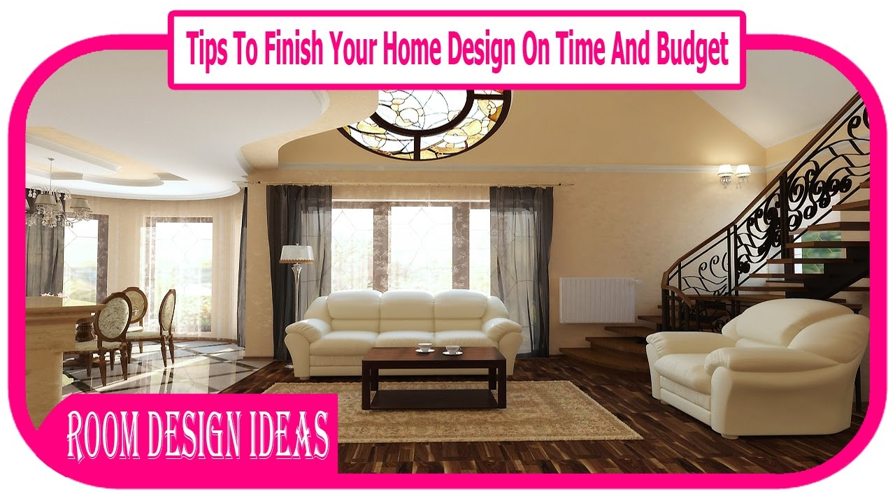 tips to finish your home design on time and budget 32 cheap and easy home decor diy