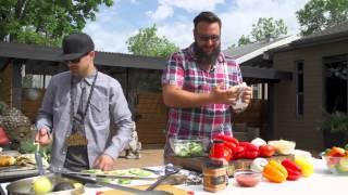 Oui Chef BBQ ! Spécial MEXICAIN ! Episode 8 avec Max Lavoie et JF Prégent