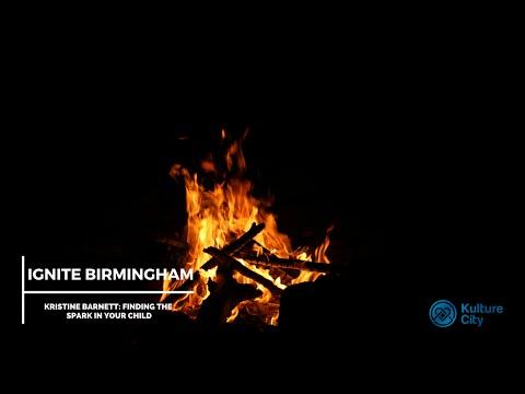Ignite Birmingham: Kristine Barnett (Finding the Spark in your Child)