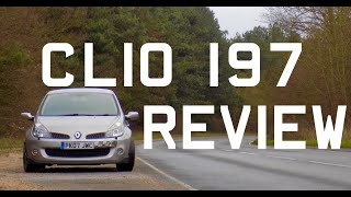 Renault Clio 197 - 12 month review