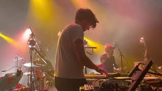 THE NOTWIST live - Into love/Stars/ Exit Strategy To Myself @letrabendo Paris 16/10/2021