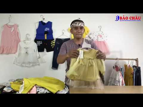 Địa chỉ lấy sỉ quần áo trẻ em giá rẻ  – Bao Giá tốt nhất