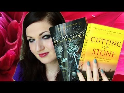 LitChat: Incarceron + Cutting for Stone