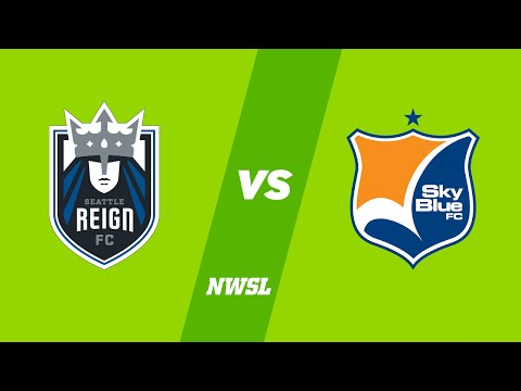 Seattle Reign FC vs. Sky Blue FC