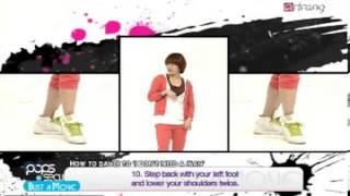 Kpop Dance Tutorial - Miss A