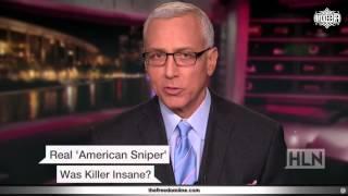 "Adam Kokesh (""Iraq war vet/YouTube star"") gets his mic cut by Dr Drew on HLN"