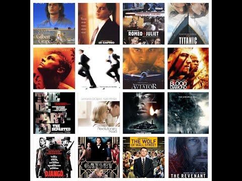 Movie Talk: Leonardo DiCaprio