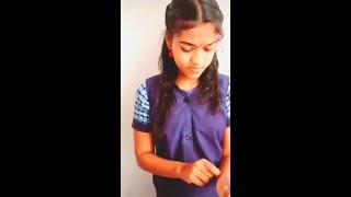 Tamil school girls new Instagram Reels  | Tamil Dancing Queens