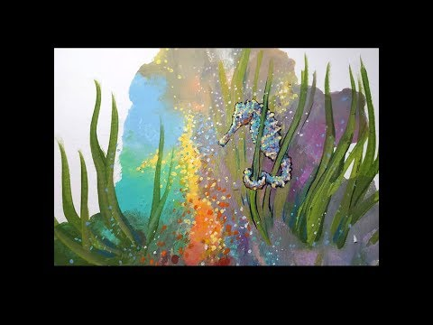 Weekly Reading: Intuitive Painting of the Week