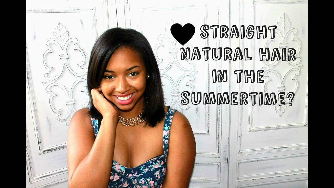How To Protect Natural Hair From Humidity