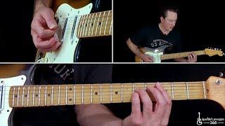 Alice Cooper - Poison Guitar Lesson