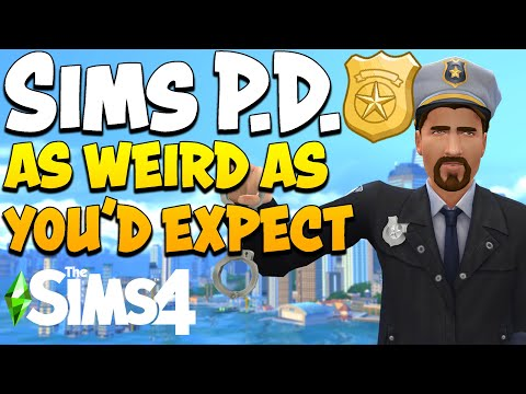 🔥👀 What Happens When You're a Detective? | The Sims 4 Get to Work