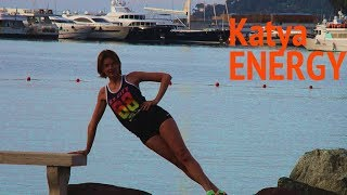 Сжигание Жира на Ягодицах и Подтяжка Ягодиц / Fat Burning Super Workout  (Katya Energy)