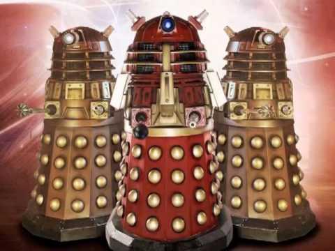 Dalek Attack Ringtone