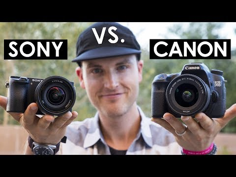Thumbnail: Sony VS. Canon for Video? (What's in My Camera Bag Update)