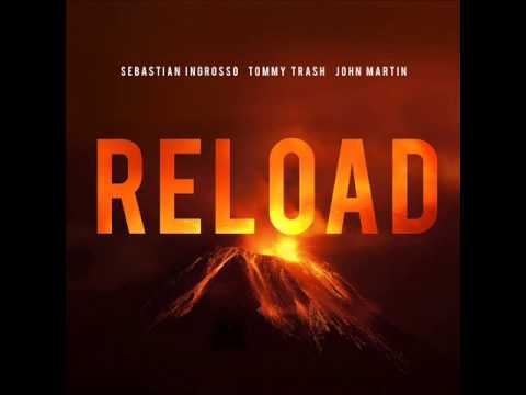 Sebastian Ingrosso & Tommy Trash - Reload (Sheco Intro Edit)