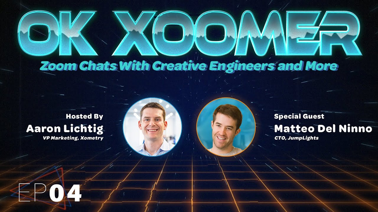 Ok Xoomer EP04 | Matteo del Ninno | Turning the Lights on Horticulture