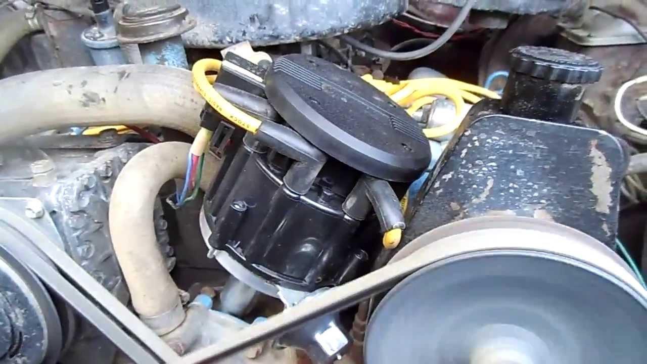 fsj jeep cherokee fresh hei install [ 1280 x 720 Pixel ]