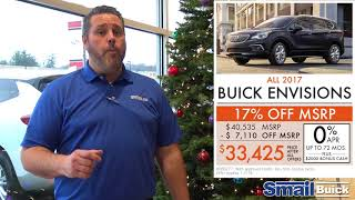 Smail Buick Lease and Finance Special Offers (December 2017)