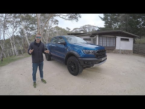 2019 Ford Ranger Raptor Walkaround | The beast from down under