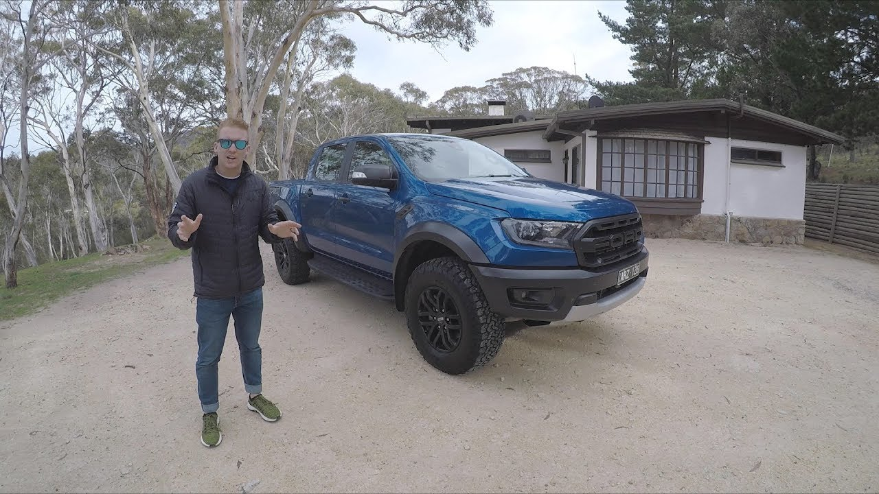 2019 Ford Ranger Raptor Walkaround The Beast From Down Under Youtube