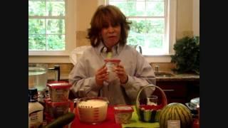 Cucumber Watermelon Bisque