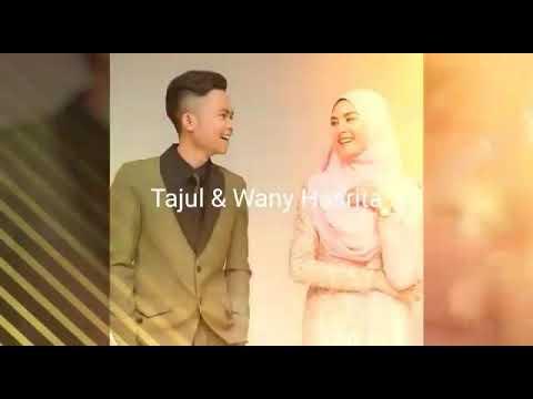 Sweet Giler Tajul & Wany Hasrita Ni |