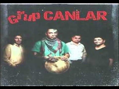 Grup Canlar -  Halaylar   Ben DiyordumBiz Le   Diyarbakır Su Önünde [© ARDA Müzik ]