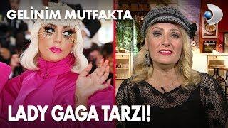 Ayten Hanımın tarzı Lady Gaga tarzı! Gelinim Mutfakta 407. Bölüm