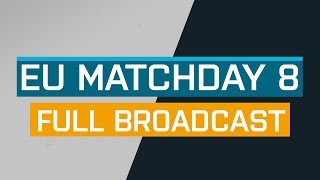 full broadcast eu matchday 8 esl pro league season 5   g2 north   vp astralis