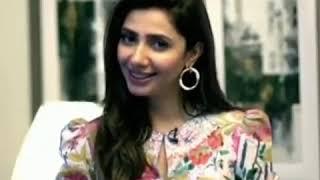 Stunning Mahira Khan