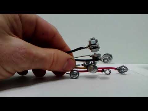 Как сделать НАДЕЖНОЕ соединение проводов?! Болтовое соединение! ПОЧЕМУ НЕЛЬЗЯ ДЕЛАТЬ СКРУТКИ???! #1
