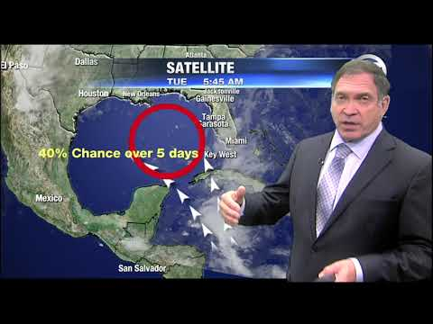 Video: First Alert Weather 5am May 22, 2018