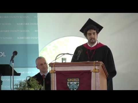 2016 Diploma Awarding Ceremony at Harvard Divinity School