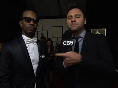 56th Grammy Awards - Juicy J Interview