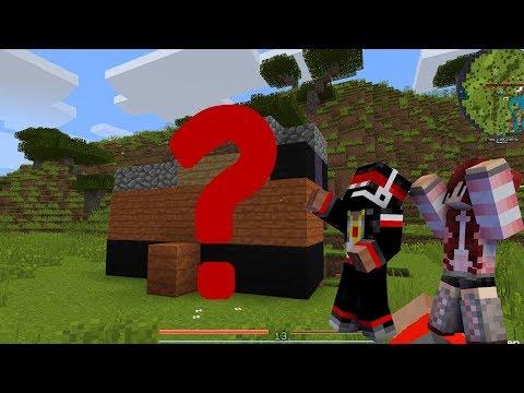 Наш дворец из говна и палок! #4 [Отбитые] - MineCraft