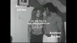 DiFilm - Casamiento de Alberto Demiddi en Rosario (1973)