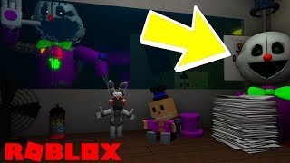SCARIER THAN FNAF?! Roblox Funtime Showmans Underground Diner