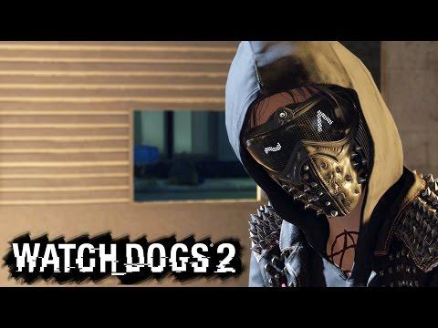 WATCH DOGS 2 #2 - Conhecendo o DedSec! (PS4 Pro Gameplay Português PT-BR)
