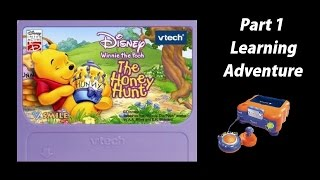Winnie the Pooh: The Honey Hunt (V.Smile) (Playthrough) Part 1 - Learning Adventure