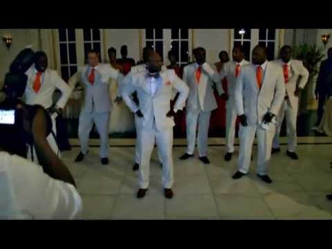 Wedding Party Reception Dance