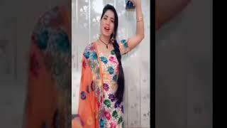 Wah sangtan Tor nibhaian nii// Mehak Malik dance video//