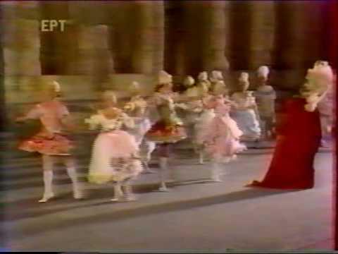 Baroque Dance: Castor et Pollux