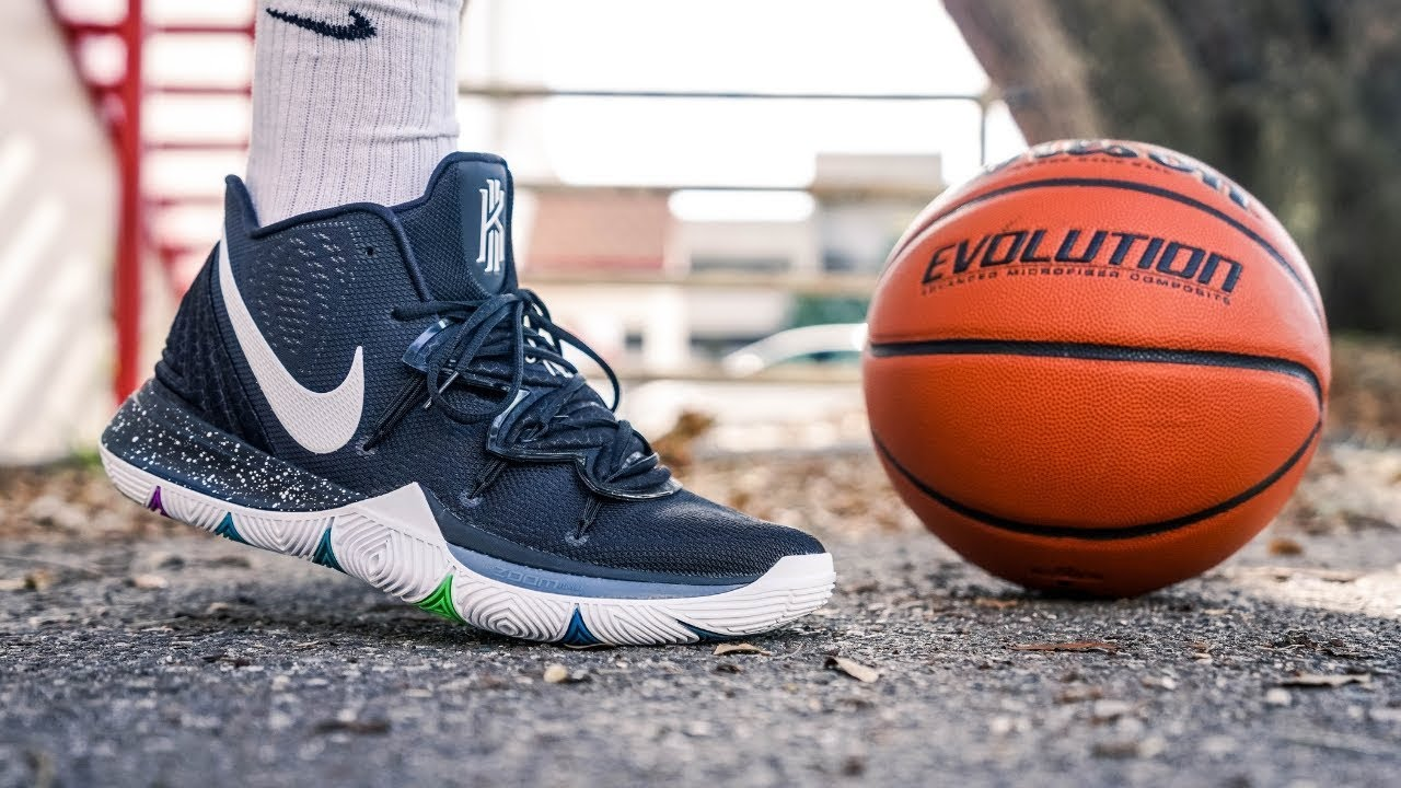ec049e03d272 NIKE KYRIE 5 PERFORMANCE OVERVIEW! (BEST ONE YET !) - YouTube