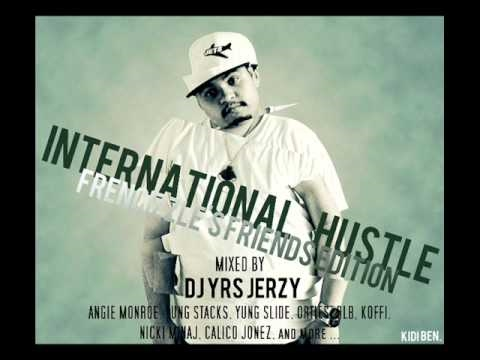 DUECES {INTERNATIONAL HUSTLE MIXTAPE} MIXED BY DJ YRS JERZY